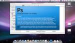 Macbook PICO+CS4