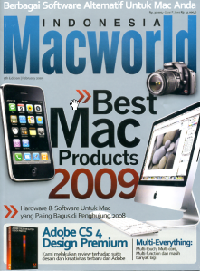 MacWorld February 2009
